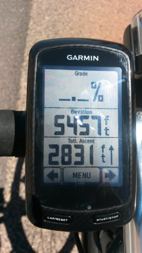 TransAmerica Bike Ride Day 7 - 83 miles
